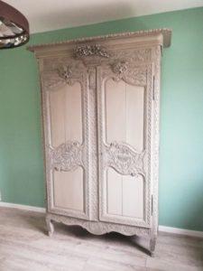 armoire apres relooking