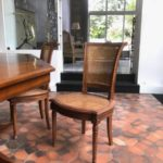 chaises avant relooking