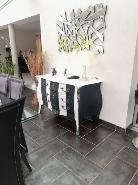commode a decor apres relooking
