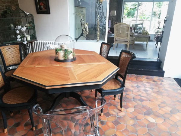 relooking table et chaises